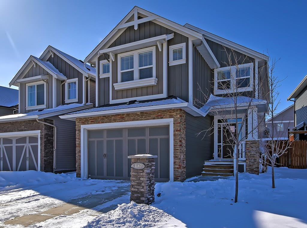 MLS® #C4228920 - 1187 Williamstown Bv Nw in Williamstown Airdrie, Detached Open Houses