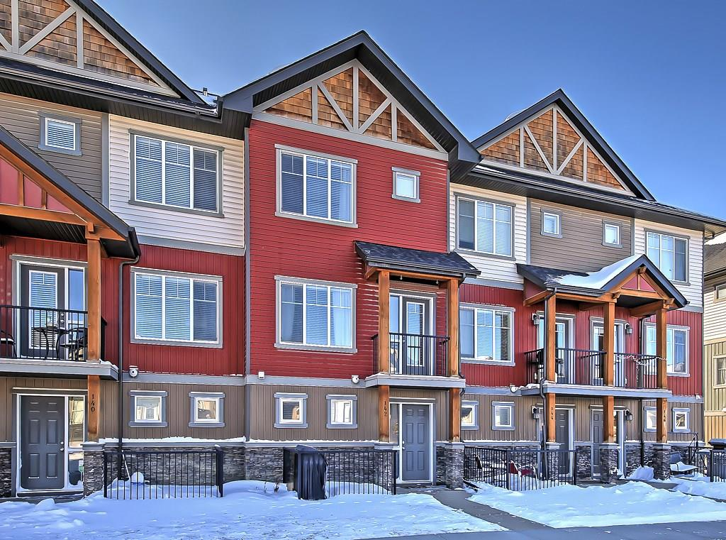 MLS® #C4228983 - 142 Skyview Springs Mr Ne in Skyview Ranch Calgary, Attached Open Houses