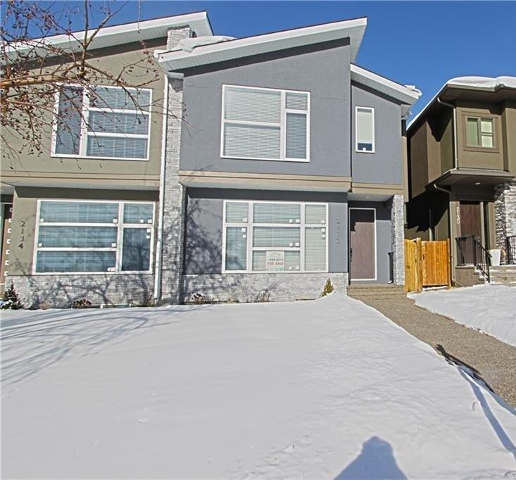 MLS® #C4229147 - 2132 26 AV Sw in Richmond Calgary, Attached Open Houses