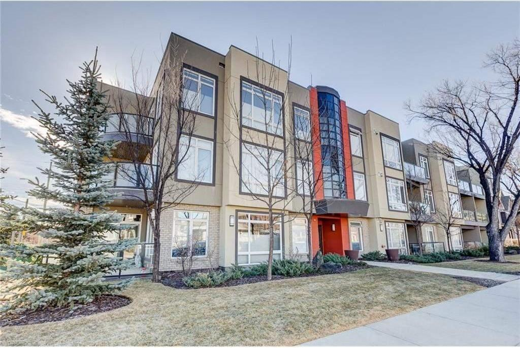 MLS® #C4229313 - #105 540 34 ST Nw in Parkdale Calgary, Apartment Open Houses