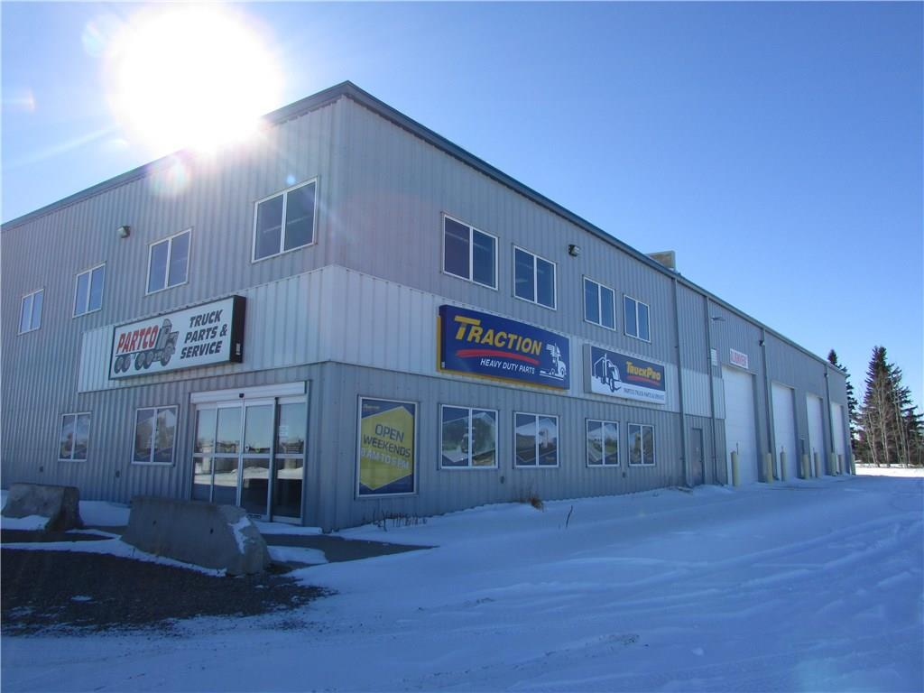 MLS® #C4229350 - #7 5445 Hwy 584 in None Sundre, Commercial Open Houses