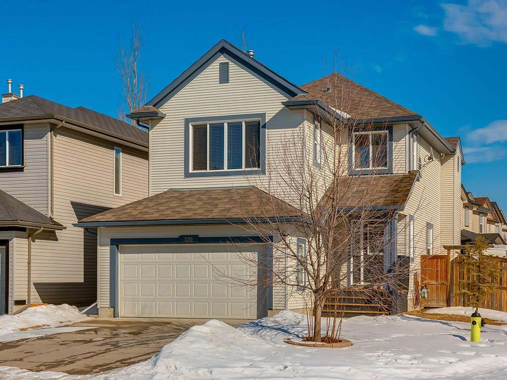 MLS® #C4229659 - 220 Evansmeade Cm Nw in Evanston Calgary, Detached Open Houses