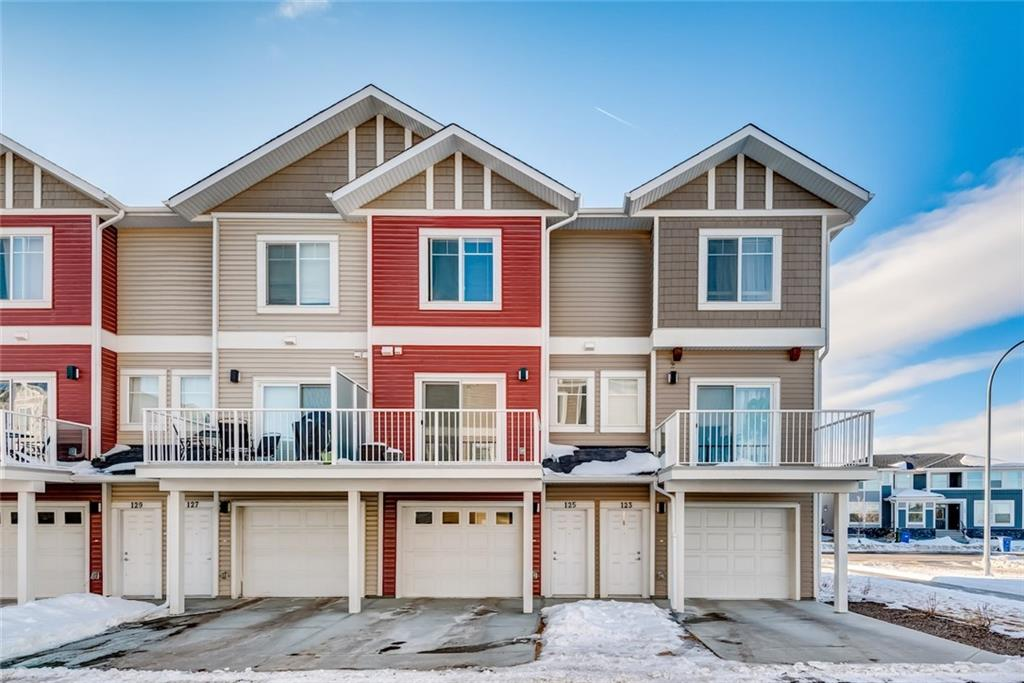 MLS® #C4229664 - 125 Redstone Ci Ne in Redstone Calgary, Attached Open Houses