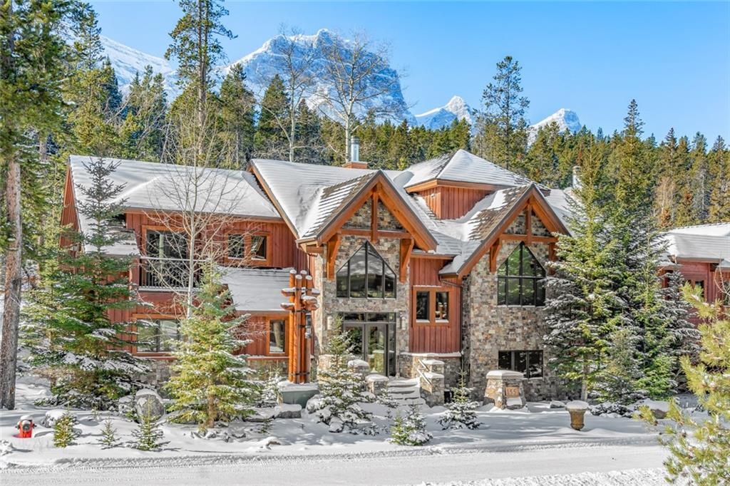 MLS® #C4229708 - 155 Cairns Ld in Three Sisters Canmore, Detached Open Houses