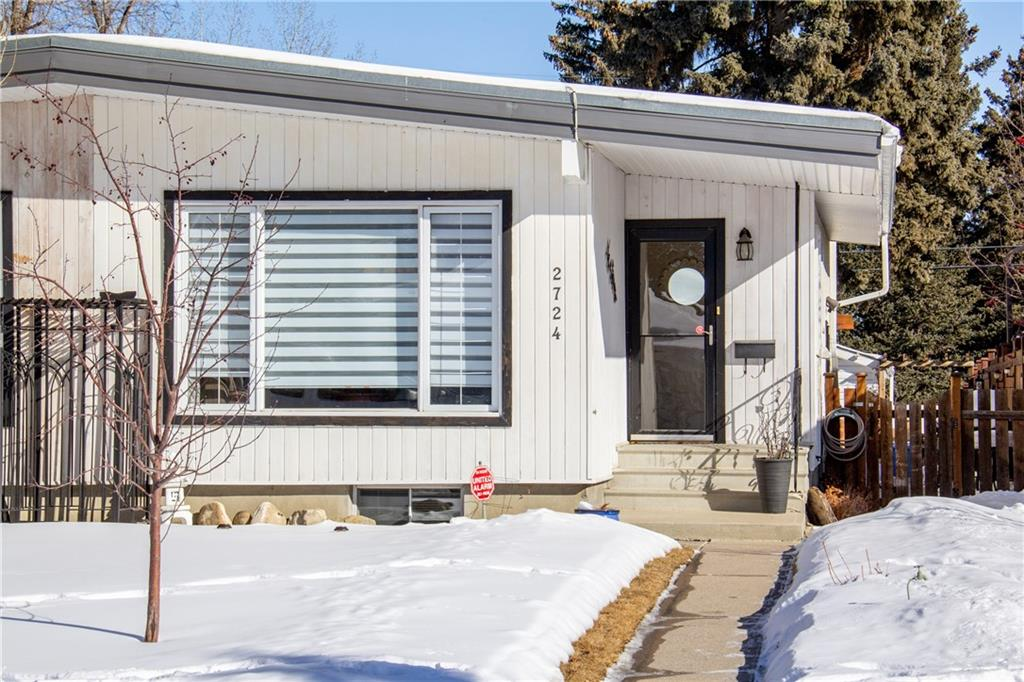 MLS® #C4232008 - 2724 17 ST Nw in Capitol Hill Calgary, Attached Open Houses