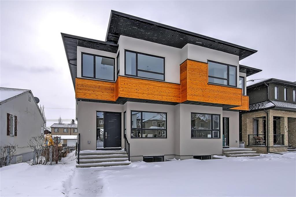 MLS® #C4232010 - 225 30 AV Nw in Tuxedo Park Calgary, Attached Open Houses