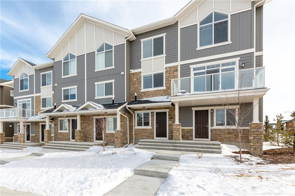 MLS® #C4232166 - 1667 Symons Valley Pk Nw in Evanston Calgary, Attached Open Houses