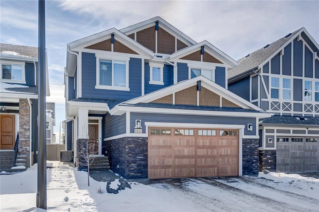 MLS® #C4232625 - 229 West Grove WY Sw in West Springs Calgary, Detached Open Houses