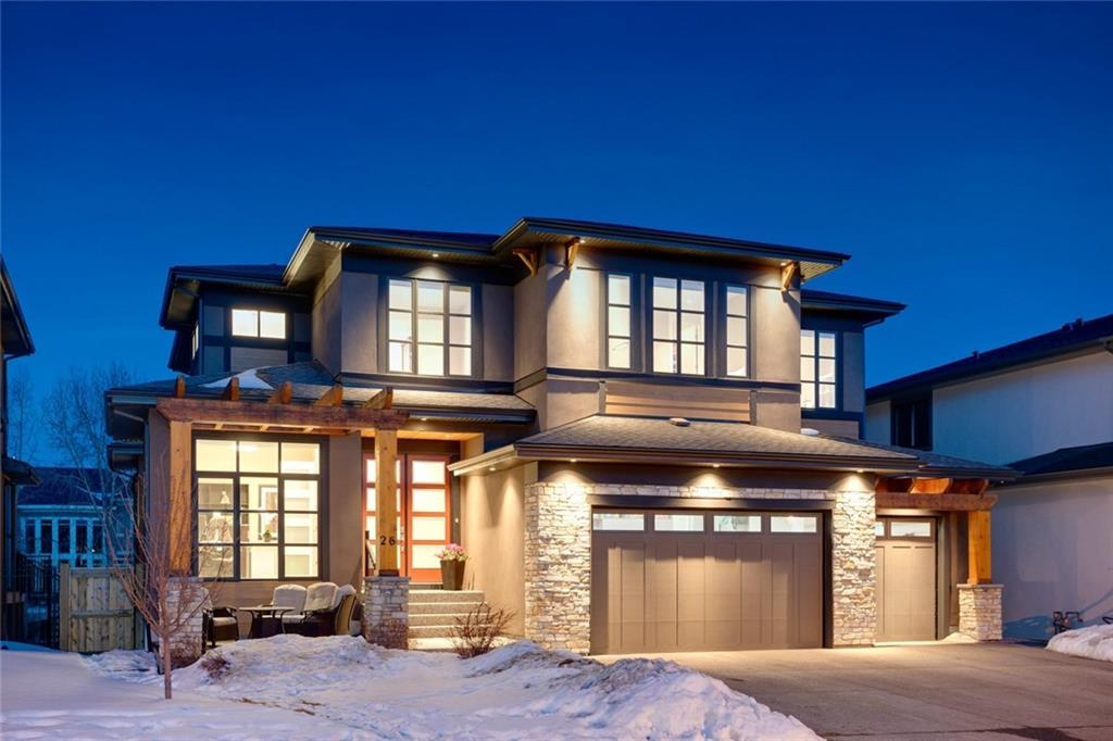 MLS® #C4232736 - 26 Wexford WY Sw in West Springs Calgary, Detached Open Houses