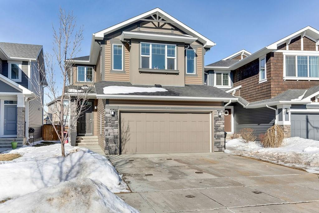MLS® #C4232936 - 218 Auburn Springs Bv Se in Auburn Bay Calgary, Detached Open Houses
