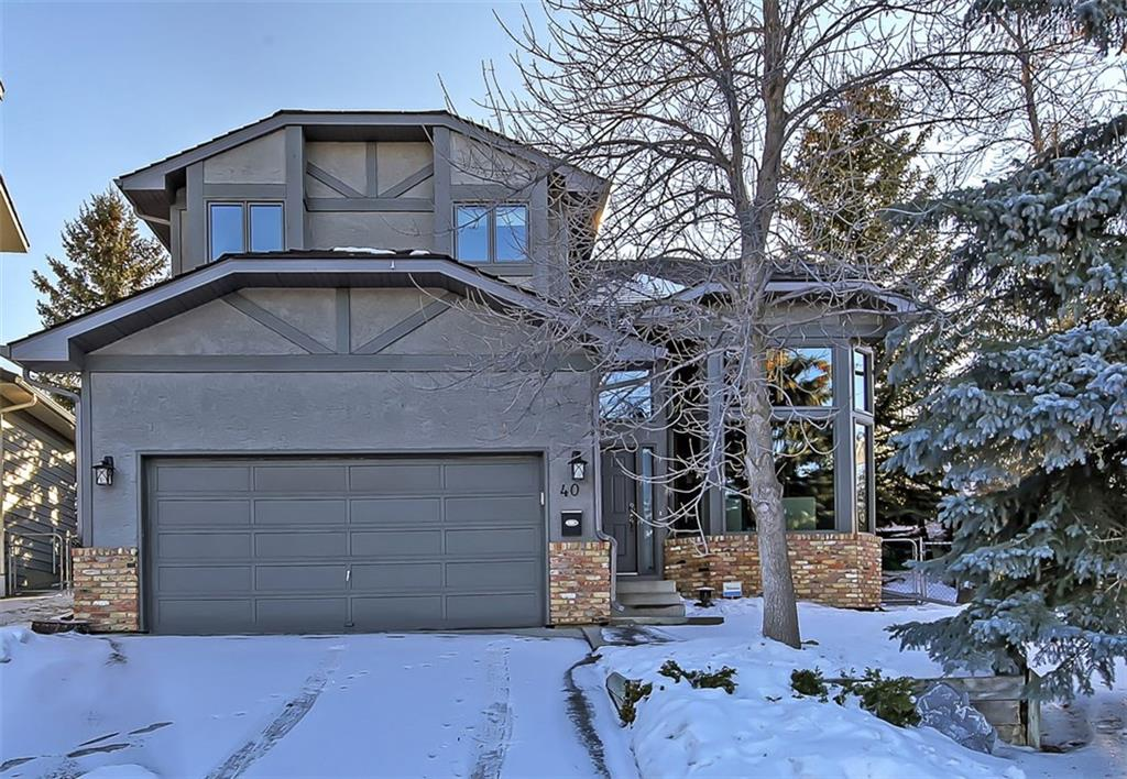 MLS® #C4233084 - 40 Stratton Hill Ri Sw in Strathcona Park Calgary, Detached Open Houses