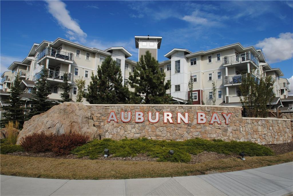 MLS® #C4233298 - #409 16 Auburn Bay Li Se in Auburn Bay Calgary, Apartment Open Houses