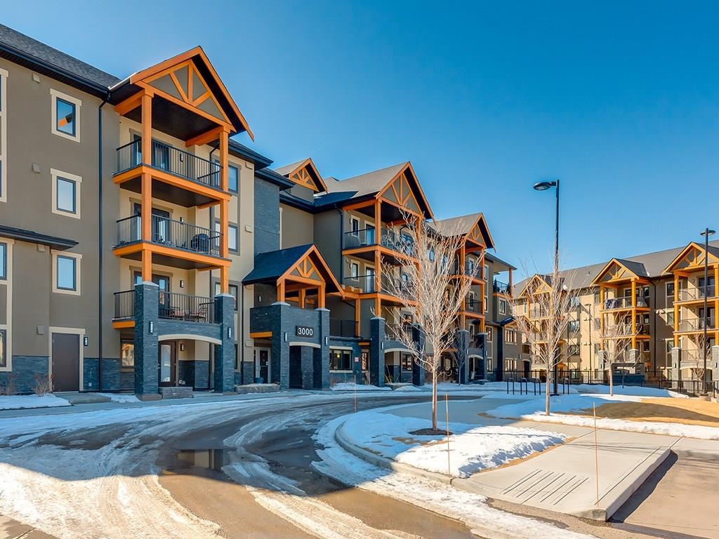 MLS® #C4233310 - #3103 402 Kincora Glen RD Nw in Kincora Calgary, Apartment Open Houses