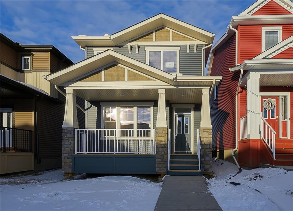 MLS® #C4233335 - 81 Evanscrest RD Nw in Evanston Calgary, Detached Open Houses