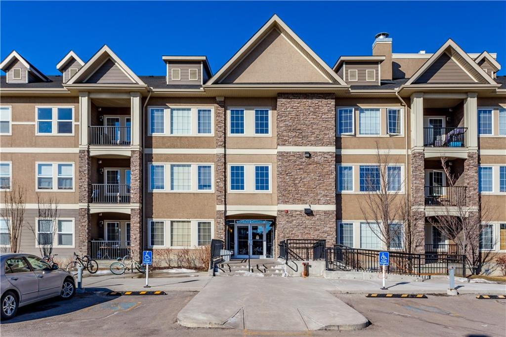 MLS® #C4233856 - #304 100 Cranfield Cm Se in Cranston Calgary, Apartment Open Houses