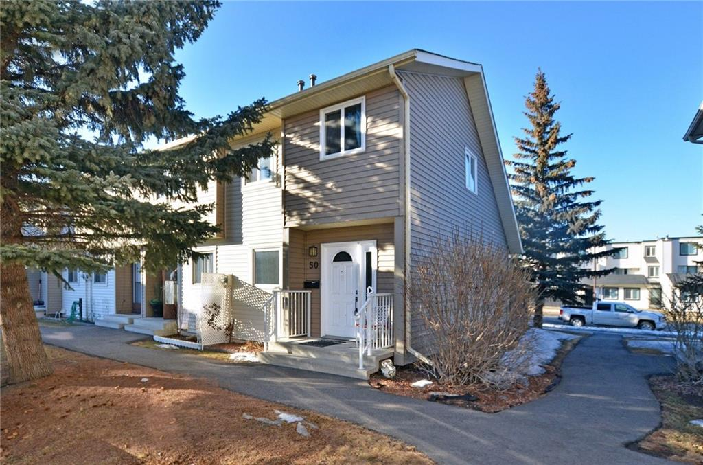 MLS® #C4235699 - #50 2519 38 ST Ne in Rundle Calgary, Attached Open Houses