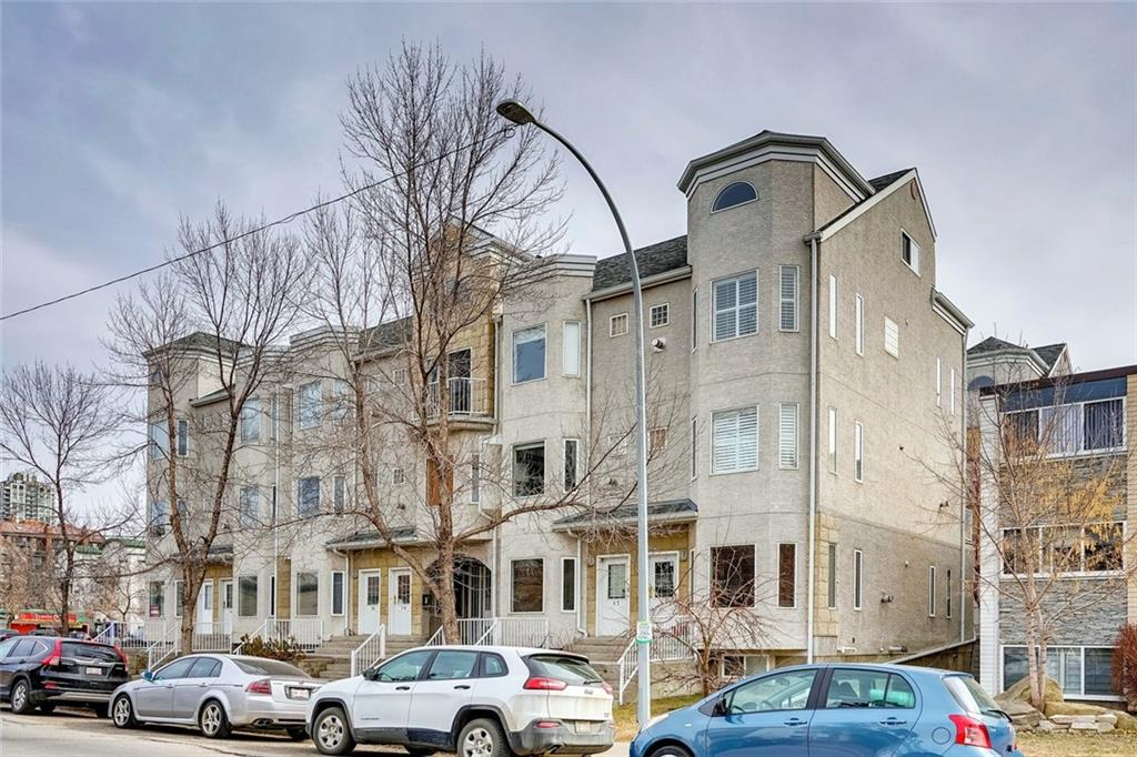 MLS® #C4237513 - #10 1720 11 ST Sw in Lower Mount Royal Calgary, Attached Open Houses