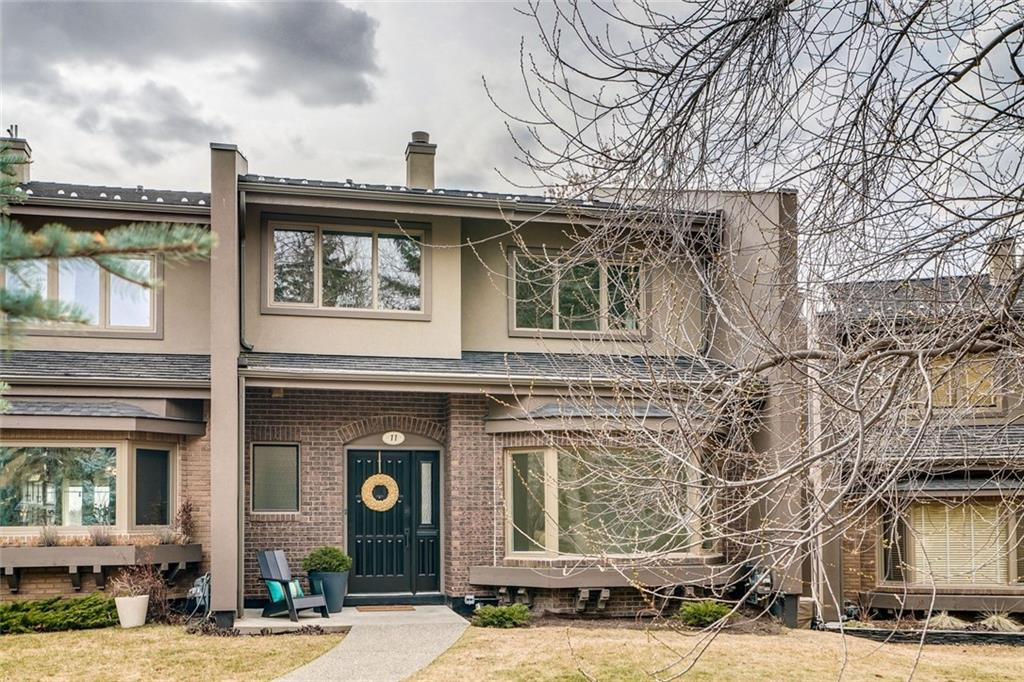 MLS® #C4237590 - #11 3231 Rideau PL Sw in Rideau Park Calgary, Attached Open Houses
