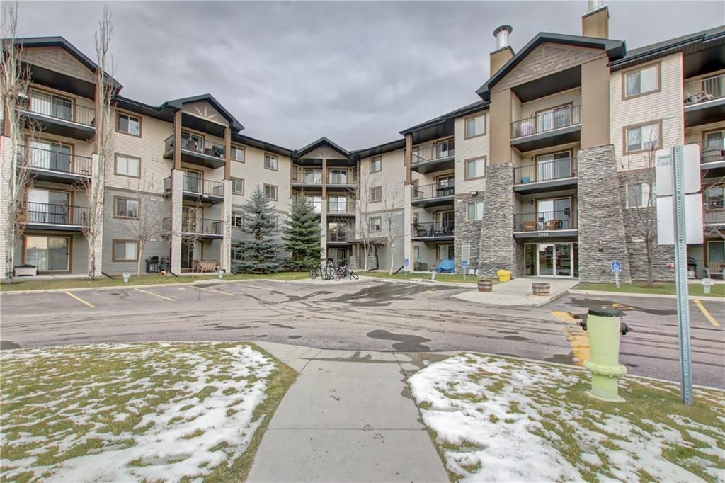 MLS® #C4237840 - #2334 8 Bridlecrest DR Sw in Bridlewood Calgary, Apartment Open Houses
