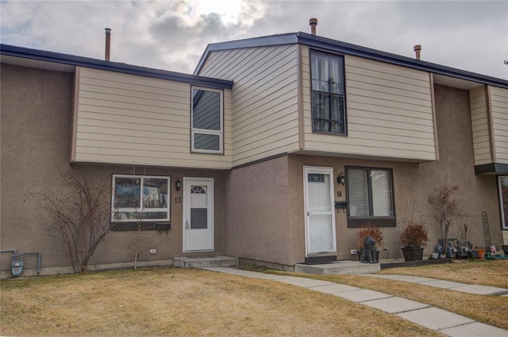 MLS® #C4238887 - #13 1845 Lysander CR Se in Ogden Calgary, Attached Open Houses