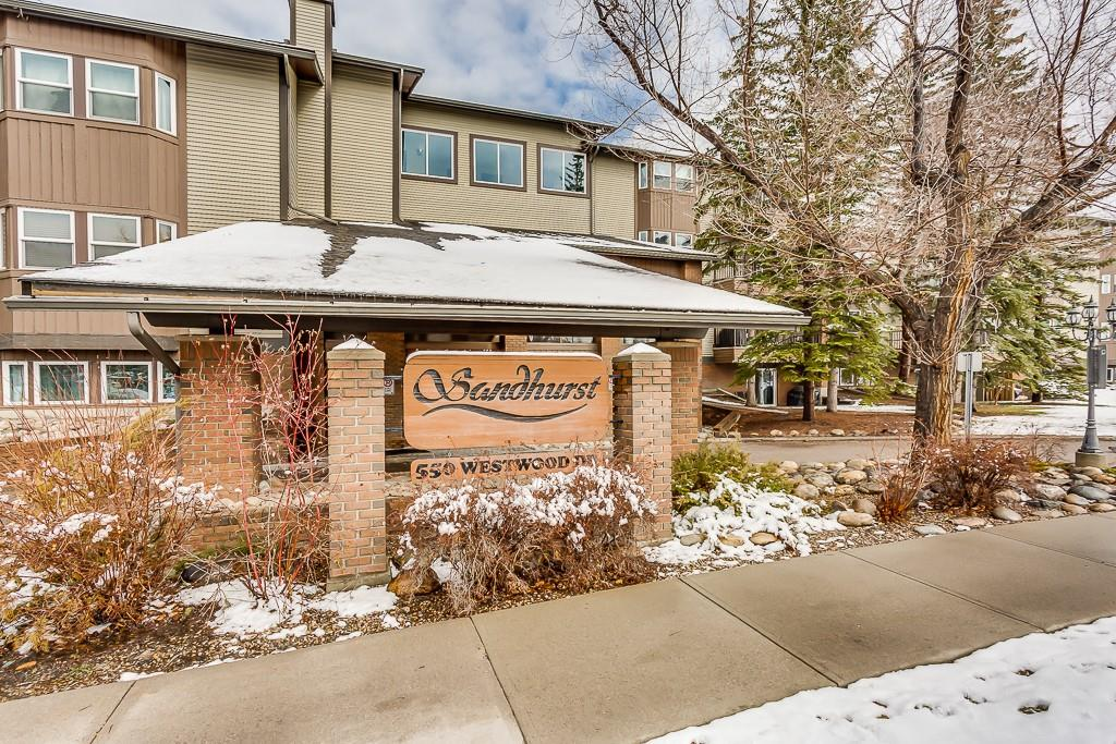 MLS® #C4239020 - #421 550 Westwood DR Sw in Westgate Calgary, Apartment Open Houses