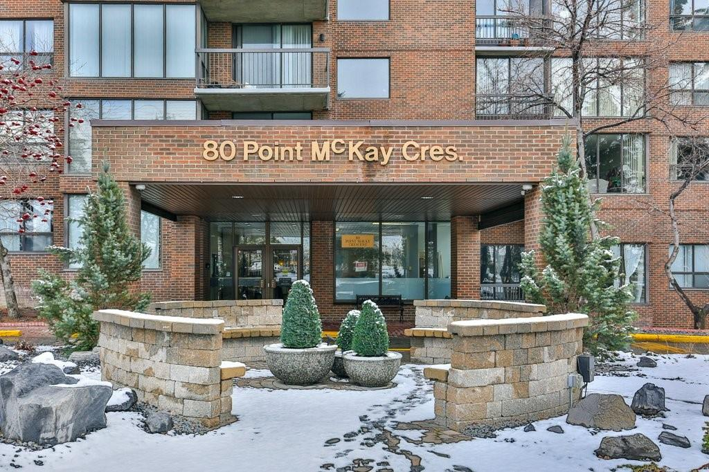 MLS® #C4239074 - #202 80 Point Mckay CR Nw in Point McKay Calgary, Apartment Open Houses