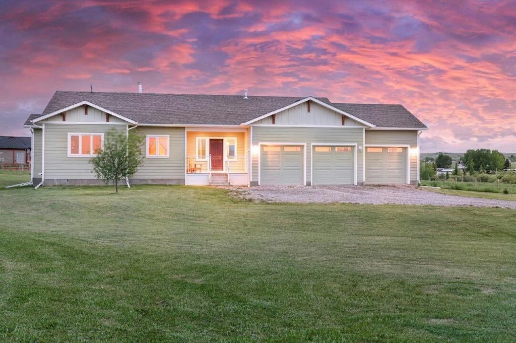 MLS® #C4240897 - 394032 12 ST E in None Rural Foothills County, Detached Open Houses