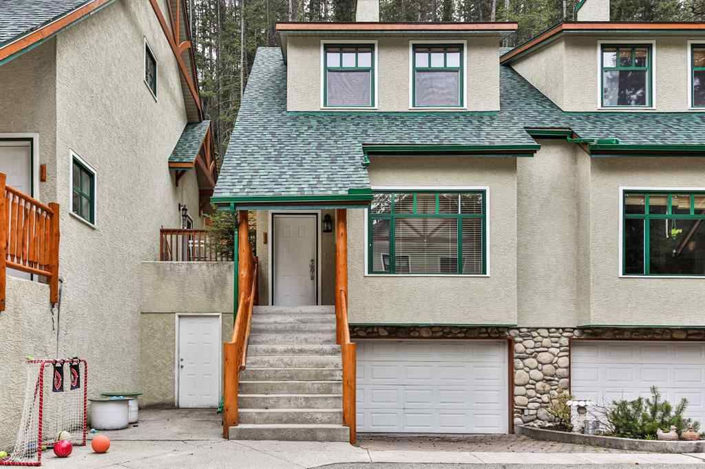 MLS® # A1005712 - Unit #7 153 Cave Avenue  in NONE Banff, Residential Open Houses