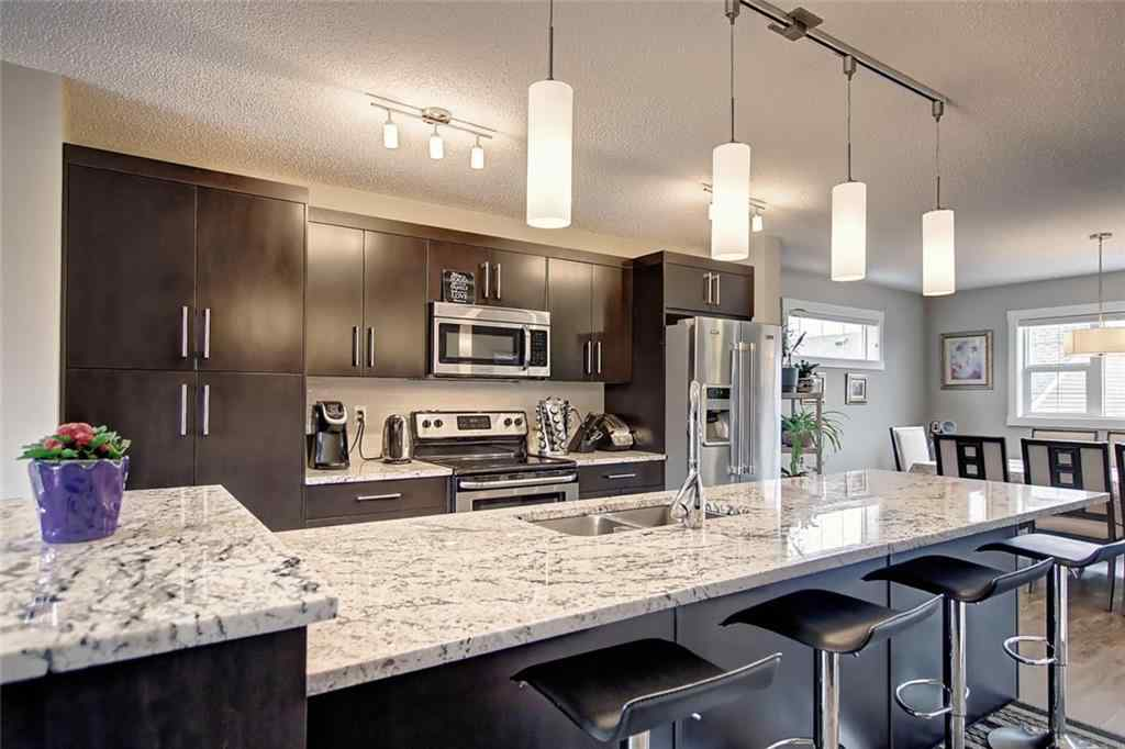 MLS® # A1011582 - 107 BAYSPRINGS Terrace SW in Baysprings Airdrie, Residential Open Houses