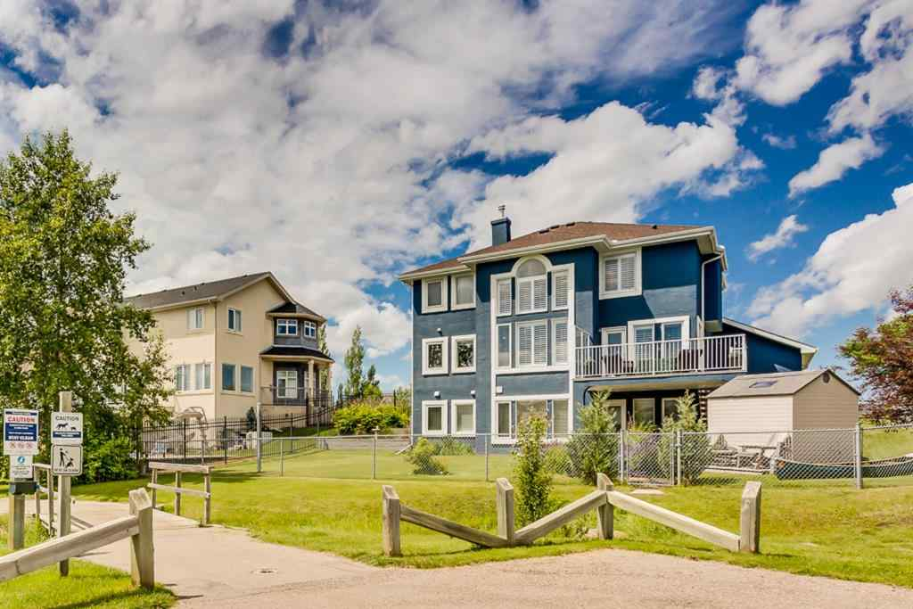 MLS® # A1012215 - 52 CANOE  Road SW in Canals Airdrie, Residential Open Houses