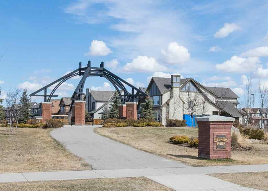 MLS® # A1012264 - 2105 REUNION  Boulevard NW in Reunion Airdrie, Residential Open Houses