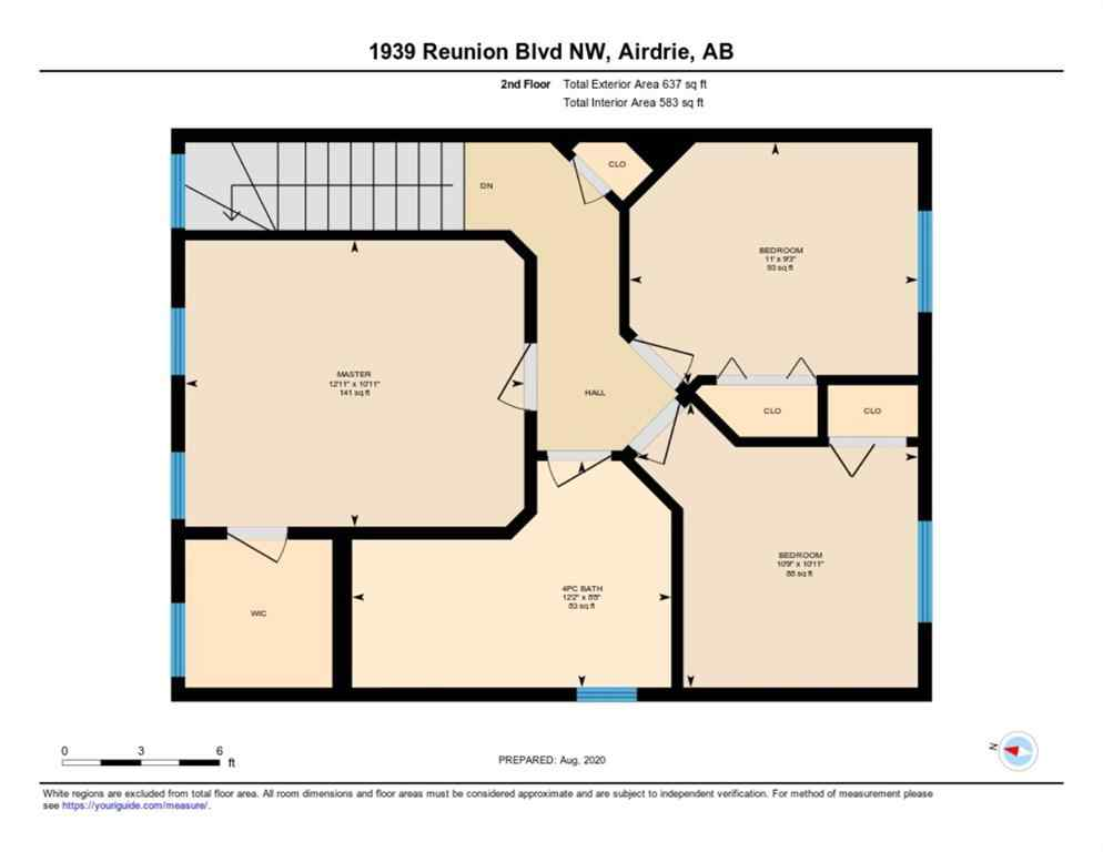 MLS® # A1012439 - 1939 REUNION  Boulevard NW in Reunion Airdrie, Residential Open Houses