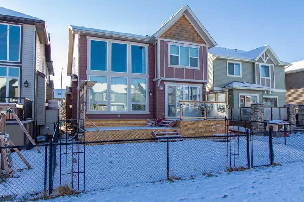MLS® # A1018676 - 707 COOPERS  Square SW in Coopers Crossing Airdrie, Residential Open Houses