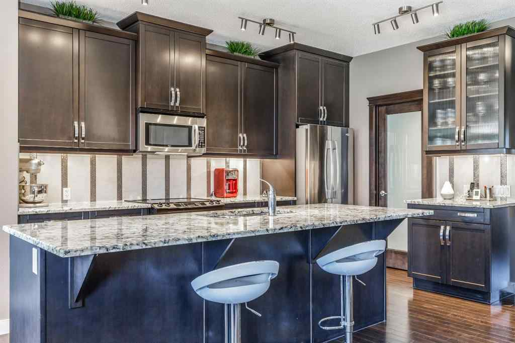 MLS® # A1019448 - 1321 RAVENSWOOD  Drive SE in Ravenswood Airdrie, Residential Open Houses