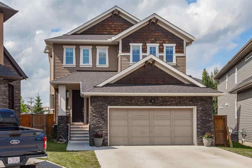 MLS® # A1020307 - 40 COOPERSTOWN  Place SW in Coopers Crossing Airdrie, Residential Open Houses