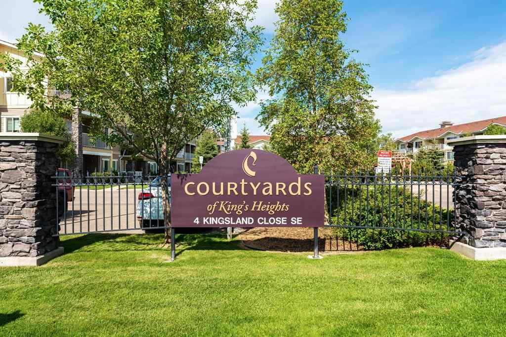 MLS® # A1023607 - Unit #2203 4 KINGSLAND  Close SE in Kings Heights Airdrie, Residential Open Houses