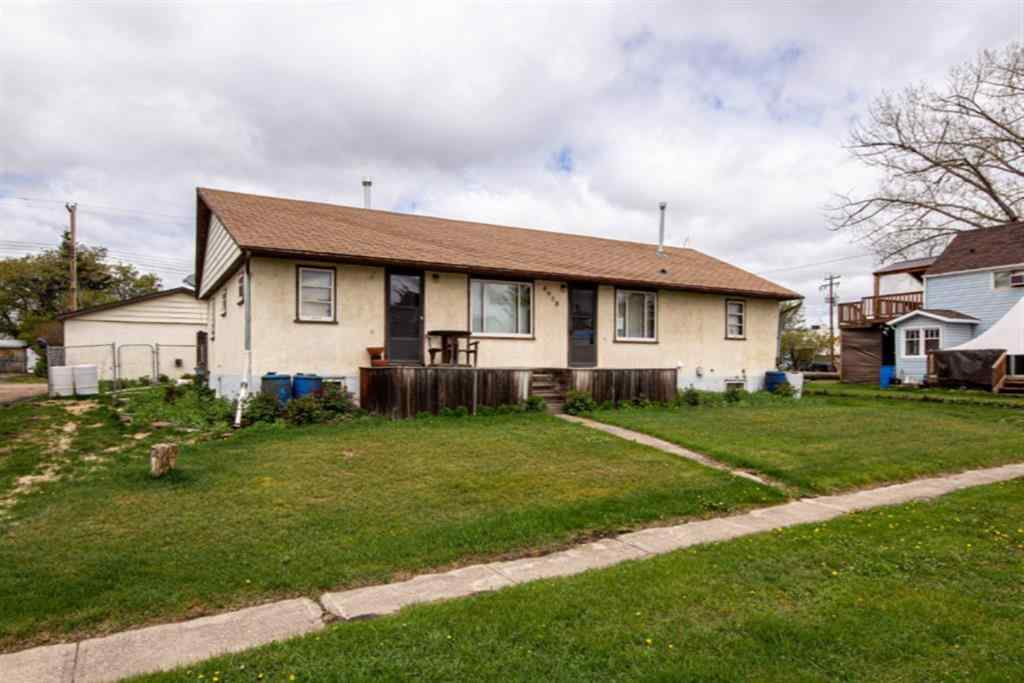MLS® # A1025481 - 4908  49  Street  in NONE Alix, Multi-Family Open Houses