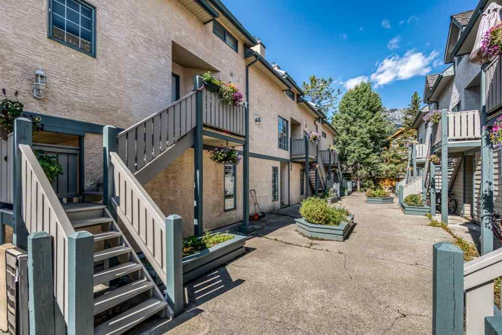 MLS® #A1025512 - Unit #E 317 Marten Street  in NONE Banff, Residential Open Houses