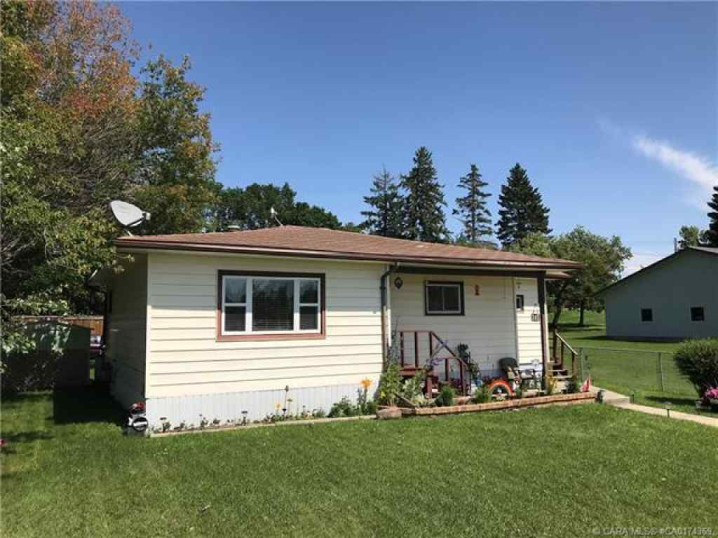 MLS® # A1028036 - 5135 52 Avenue  in Bashaw Bashaw, Residential Open Houses