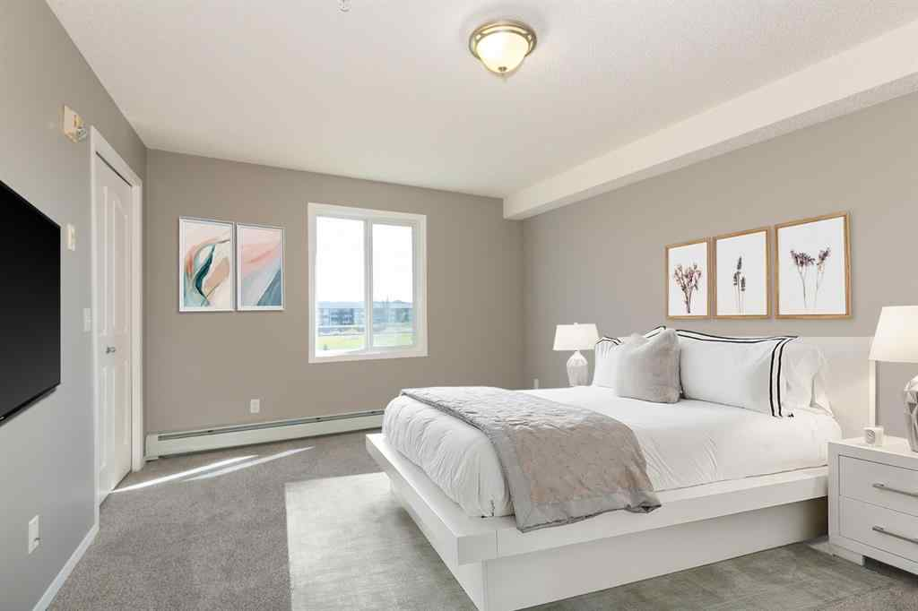 MLS® # A1028476 - Unit #8329 304 MACKENZIE Way SW in Luxstone Airdrie, Residential Open Houses