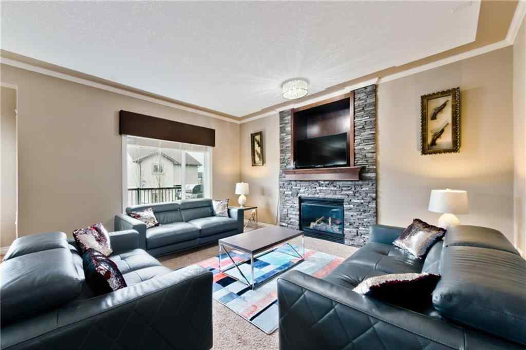MLS® # A1029504 - 350 PRAIRIE SPRINGS  Crescent SW in Prairie Springs Airdrie, Residential Open Houses