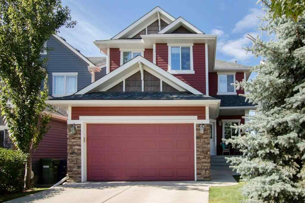 MLS® # A1030413 - 947 BAYSIDE  Drive SW in Bayside Airdrie, Residential Open Houses