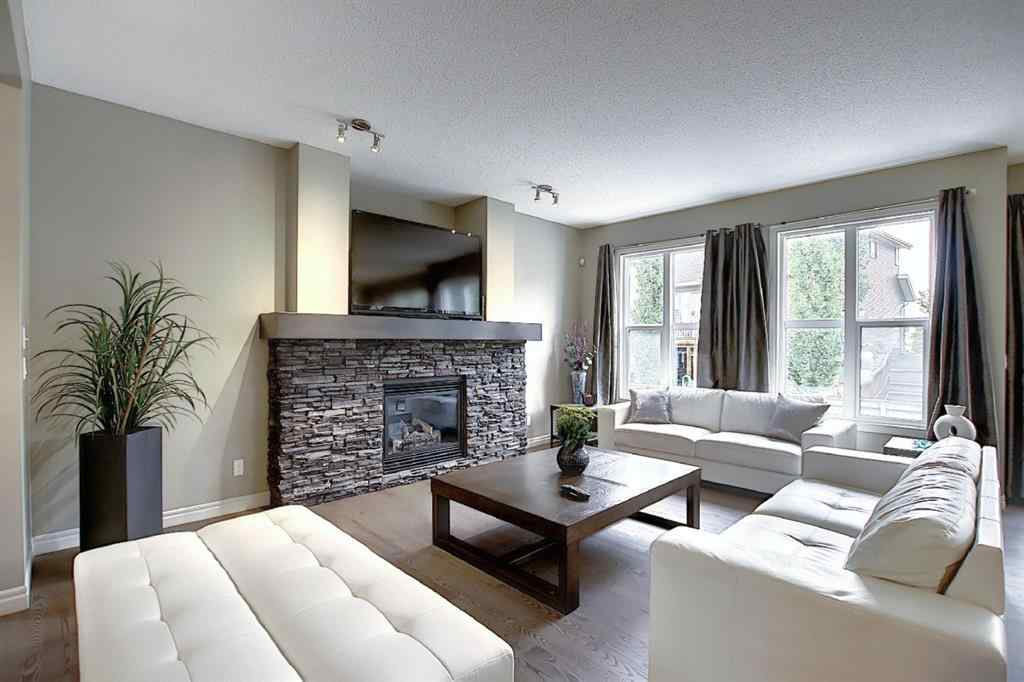 MLS® #A1032551 - 32  Cooperstown  Place SW in Coopers Crossing Airdrie, Residential Open Houses