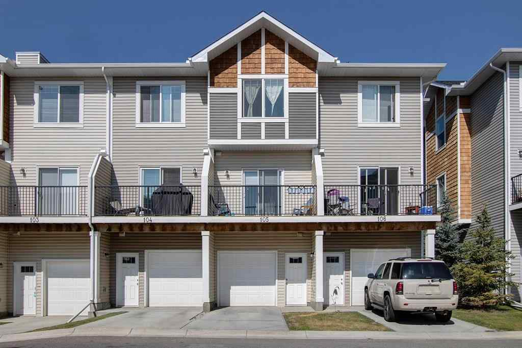 MLS® # A1032795 - Unit #105 2802  Kings Height Gate SE in Kings Heights Airdrie, Residential Open Houses