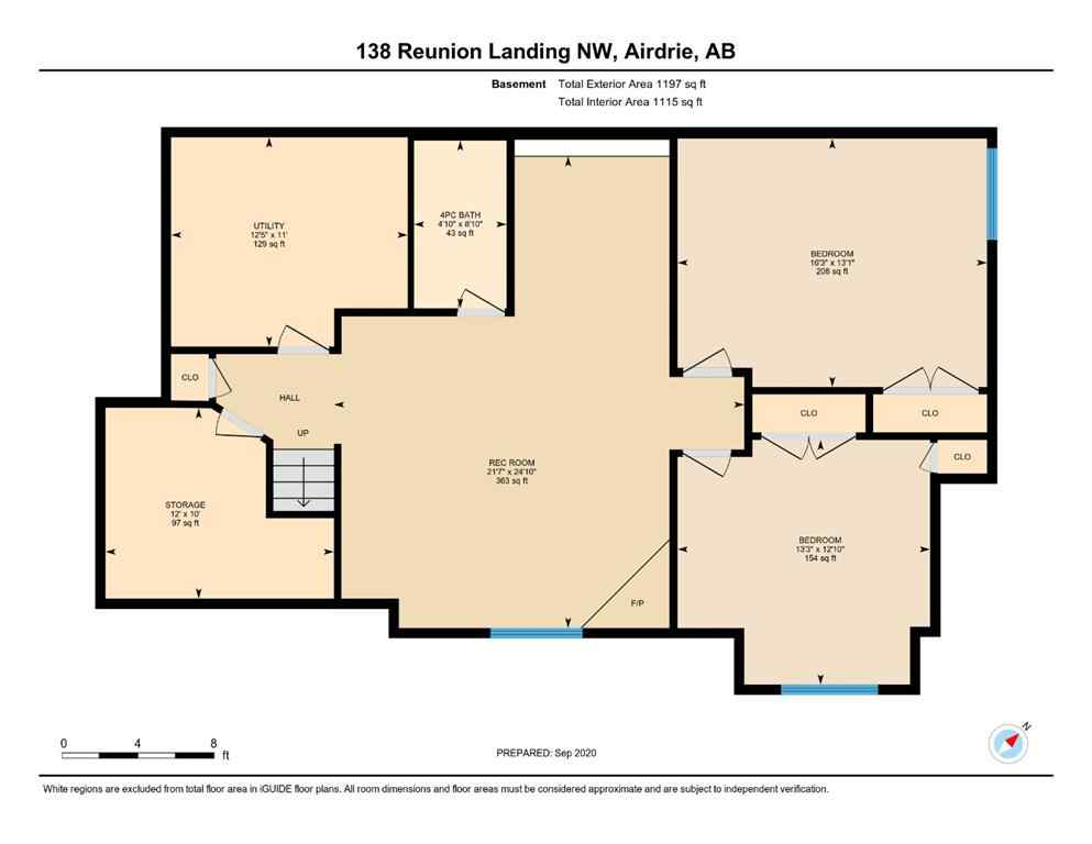 MLS® # A1034359 - 138 Reunion Landing NW in Reunion Airdrie, Residential Open Houses