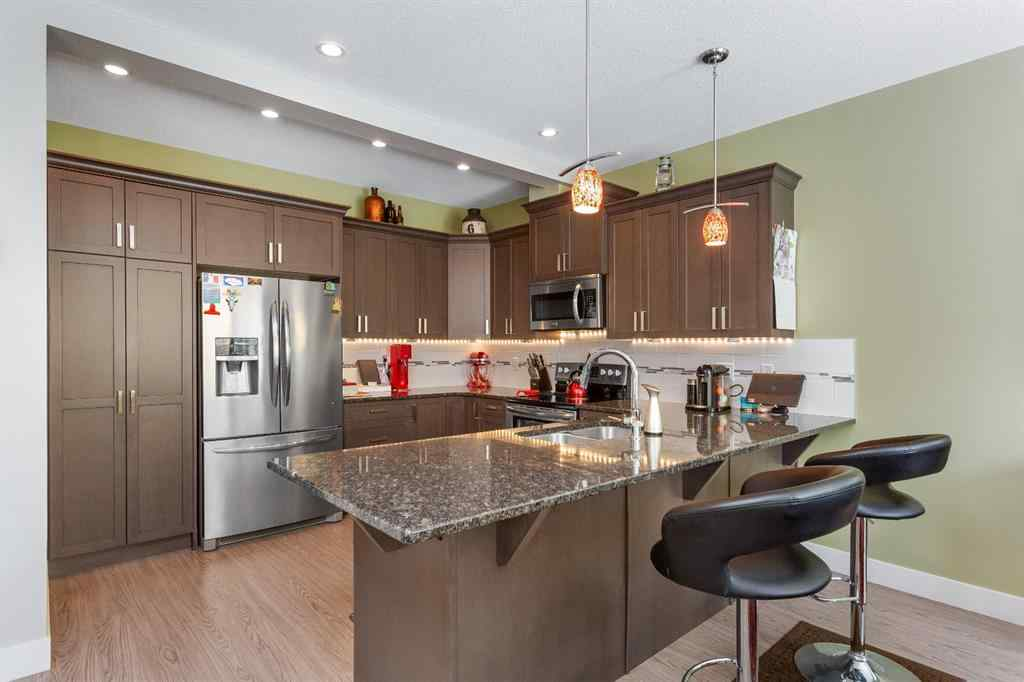 MLS® # A1035133 - Unit #703 110 COOPERS Common SW in Coopers Crossing Airdrie, Residential Open Houses