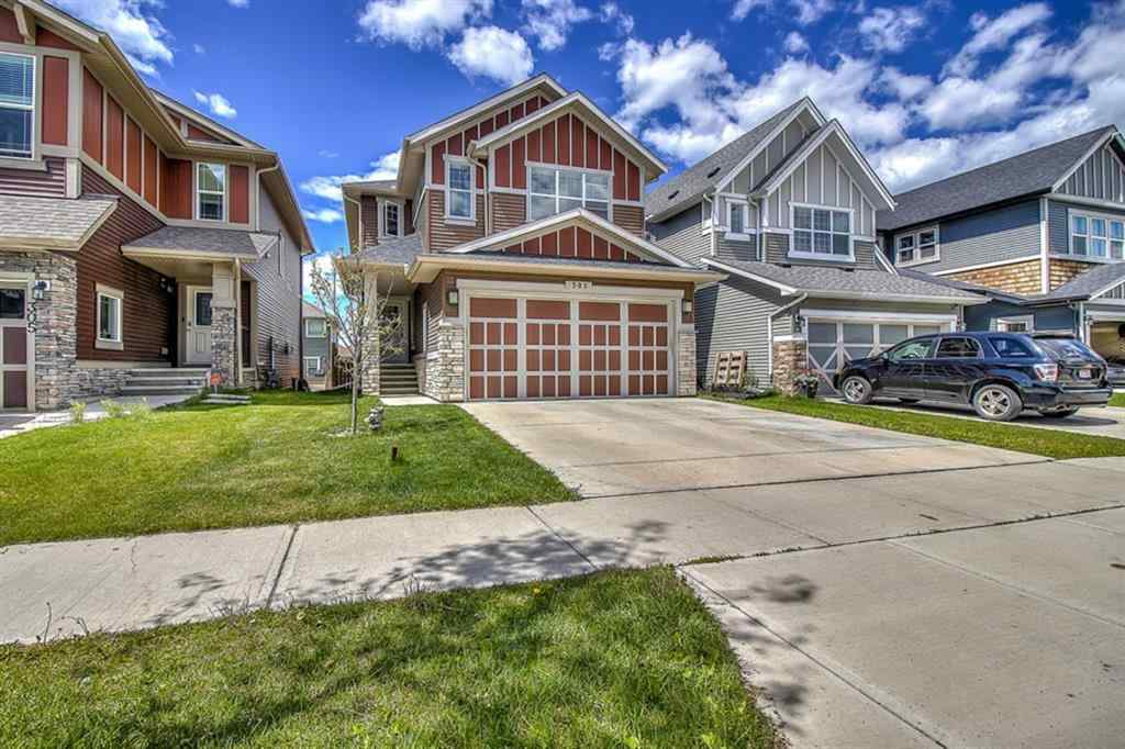 MLS® #A1036202 - 301 KINGS HEIGHTS  Drive SE in Kings Heights Airdrie, Residential Open Houses