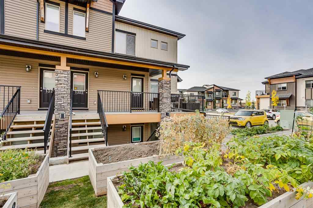 MLS® # A1036330 - Unit #1322 2461 BAYSPRINGS Link SW in Baysprings Airdrie, Residential Open Houses