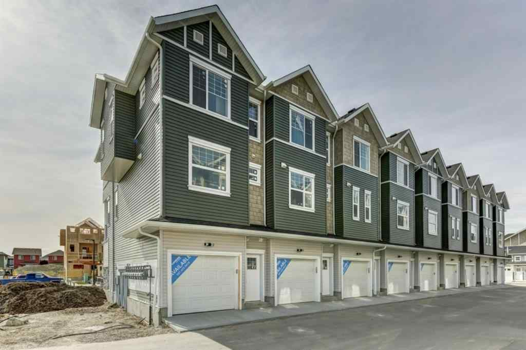 MLS® #A1036627 - Unit #809 115 Sagewood Drive  in Canals Airdrie, Residential Open Houses
