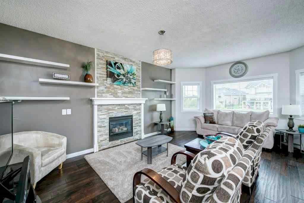 MLS® # A1037560 - 254 BAYSIDE  Point SW in Bayside Airdrie, Residential Open Houses